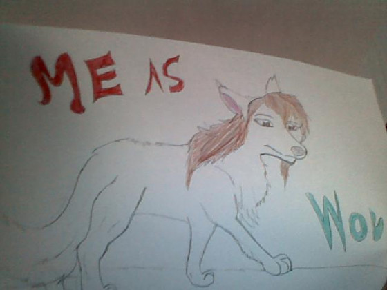 me as wolf :p