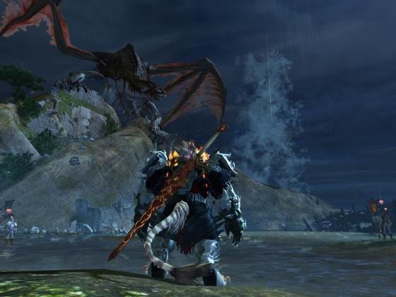 Guild Wars 2 - Tequatl der Sonnenlose