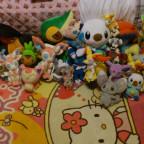 Pokémon Plush Sammlung