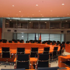 Internationaler Konferenzraum