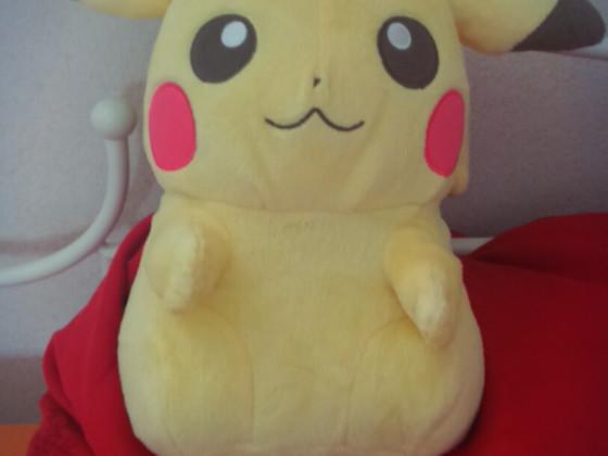 Pikachu Plüschi <3