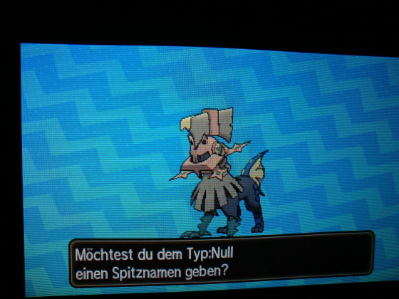 Shiny Nr 30 in Sun und Moon