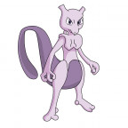 Daily Pokémon 150 - Mewtu