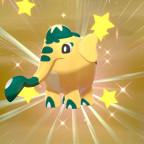 Shiny Kupfanti!