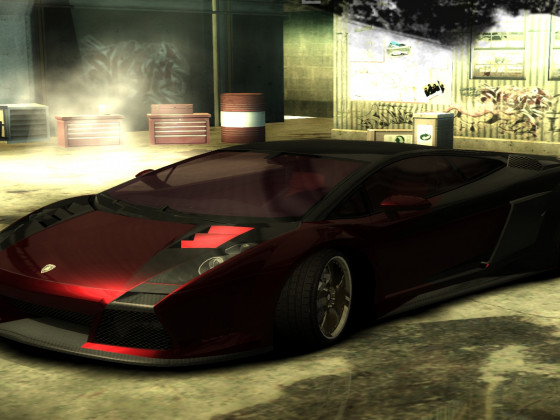 Need for Speed - Most Wanted: Lamborghini Gallardo