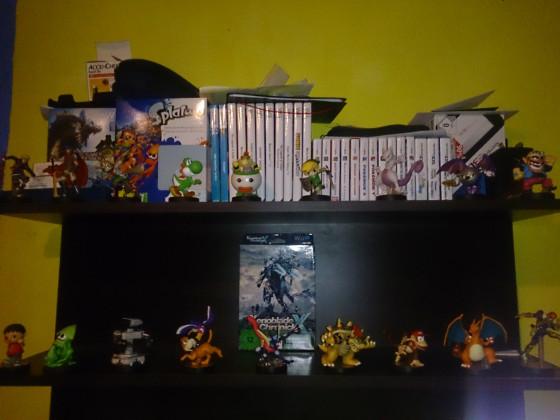 Amiibo Sammlung :3