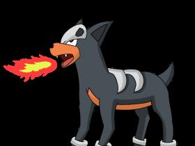Zeichnen wir den Pokédex 228 - Hunduster