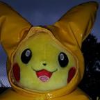 Pikachu hat sich Regen gewünscht :D