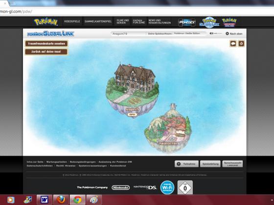 Pokemon-Film Insel