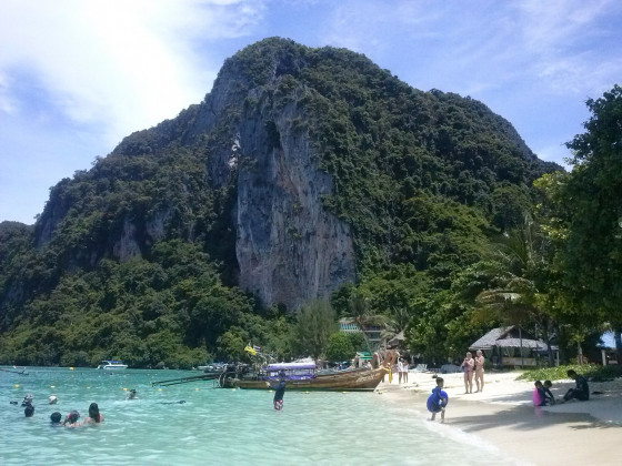 Phi Phi Don Island Thailand