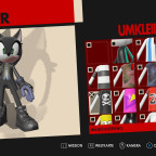 Mein Sonic Forces Charakter