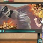 New Pokémon Snap -  Matrixszene