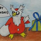 Birthday Botogel =)