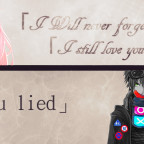››..You lied.