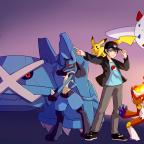 4th-Gen-Team-Artwork by Dreamdust
