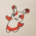 Zeichnung: Pandir