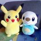 Pikachu und Ottaro