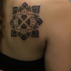 Tattoo, welches ich jetzt wohl mit Bayze teile ^-^