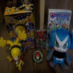 Digimon Universe Stuff :3