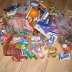Meine Süßigkeiten