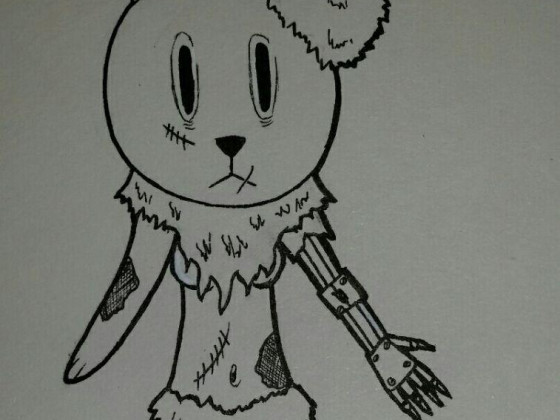 Cyber Bunny