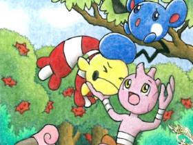 Baby-Pokémon-Abenteuer