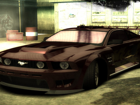 Need for Speed - Most Wanted: Ford Mustang GT