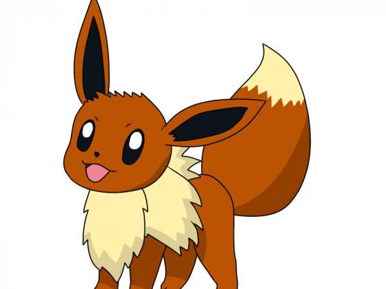 Daily Pokémon 133 - Evoli
