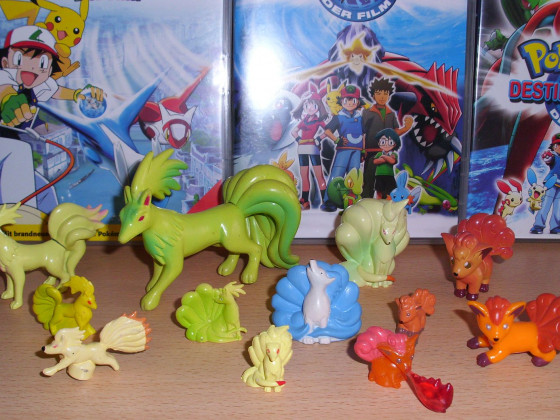 Pokemon Figuren Teil 4