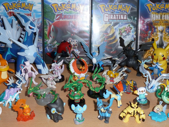 Pokemon Figuren Teil 6