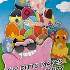 6IV Ditto makes Trainers happy!
