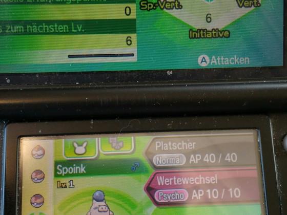 Shiny Spoink