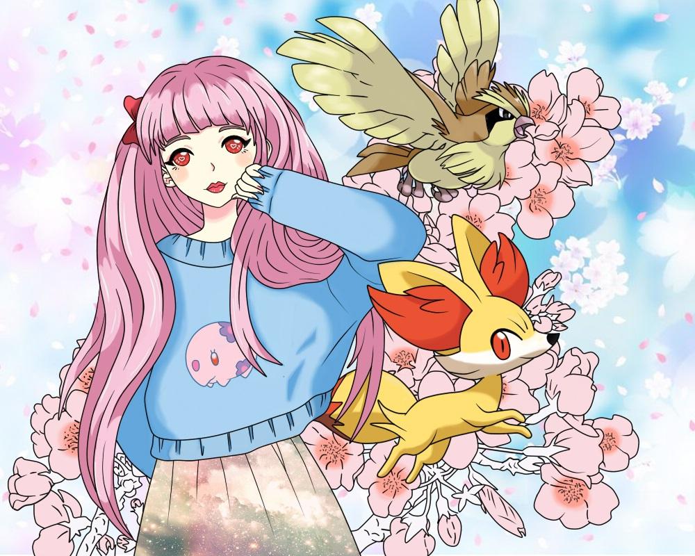 Lady Haru (Charakter Fanfiction)