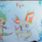 Pokémon XY Starter