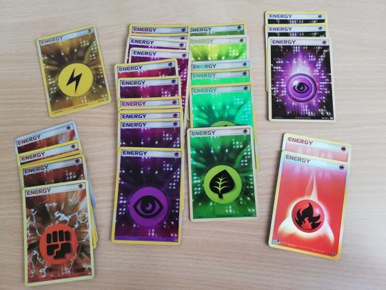 Neuzugang im Kartenreich <3 Holo Energien EX Serien