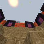 Pyramide Innen Schüssel