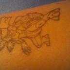 Zekrom Tattoo