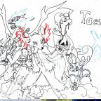Mein X Team <3