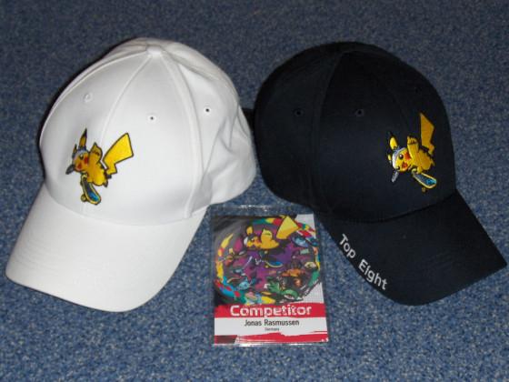 2 Caps von den Worlds 2011