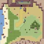 eine kleine Bucht