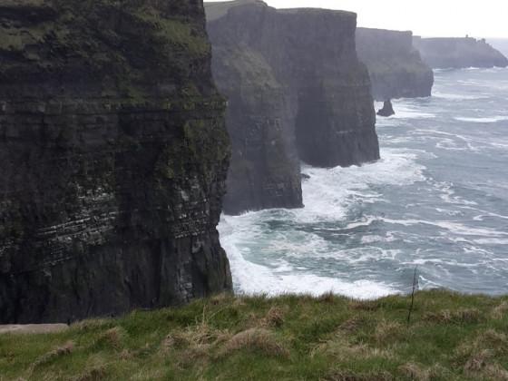Die beeindruckenden Cliffs of Moher