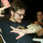 Dieser Yu-Gi-Oh!-Kaiser dreht mit 3 Promill auf.
