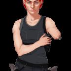 Charakterbild Pakhet/Joanne