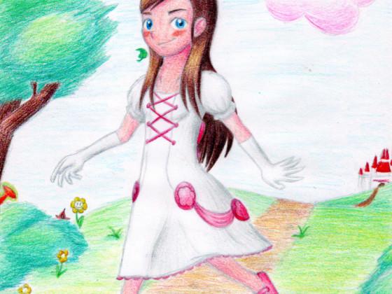 Die zweithübscheste Prinzessin von allen