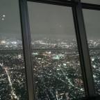 Aussicht auf Tokyo vom Skytree aus :D