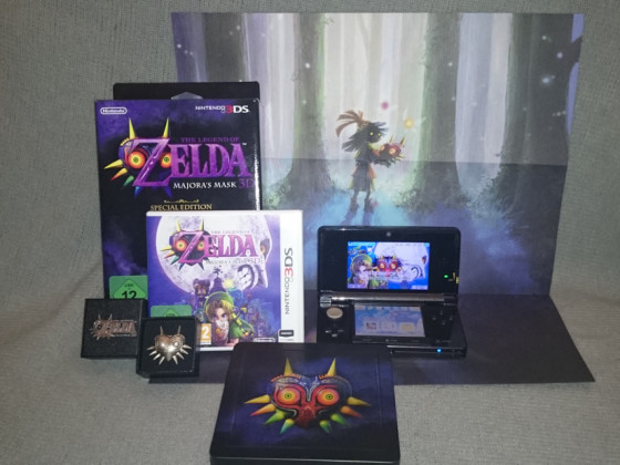Zelda is back