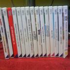 Wii-Spiele. x3