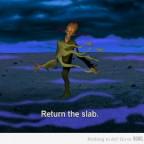 Return The Slab