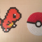 I choose you, Charmander!