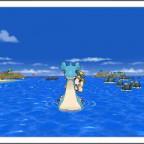 Surfen mit Lapras :D